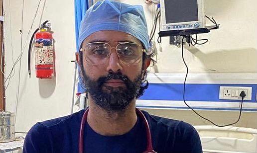 """<div class=""""paragraphs""""><p>Dr Harmandeep Singh Boparai</p></div>"""