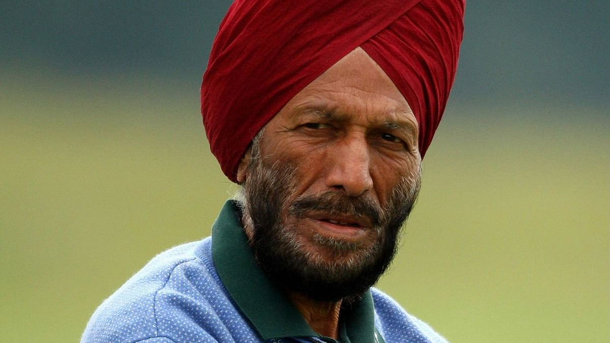 Milkha Singh Readmitted to Hospital with 'Dipping Oxygen Levels'