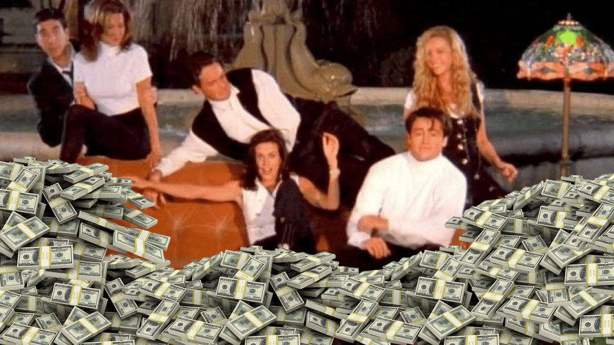 The Friends Were Paid HOW MUCH for the Reunion?!