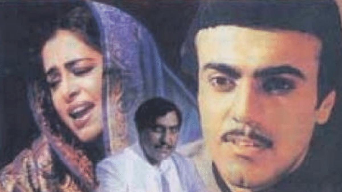 "<div class=""paragraphs""><p>Kirron Kher, Rajit Kapoor, and Amrish Puri in the 'Sardar Begum' poster</p></div>"