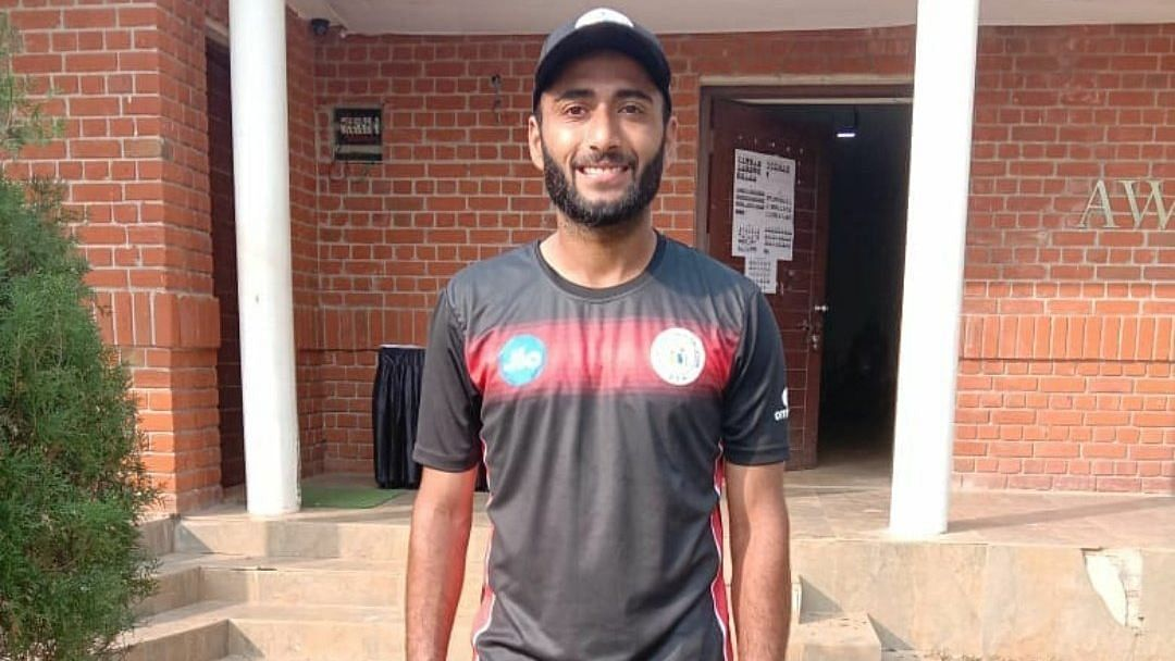 Arzan Nagwaswalla has been named as a standby in India's squad for the WTC final.