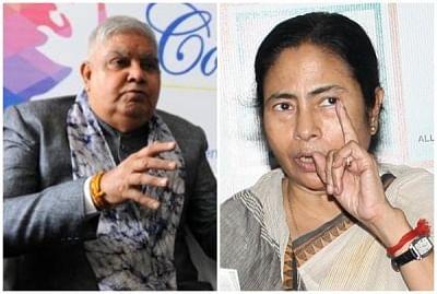 Mamata Accuses Dhankar of Corruption, Governor Refutes Allegation