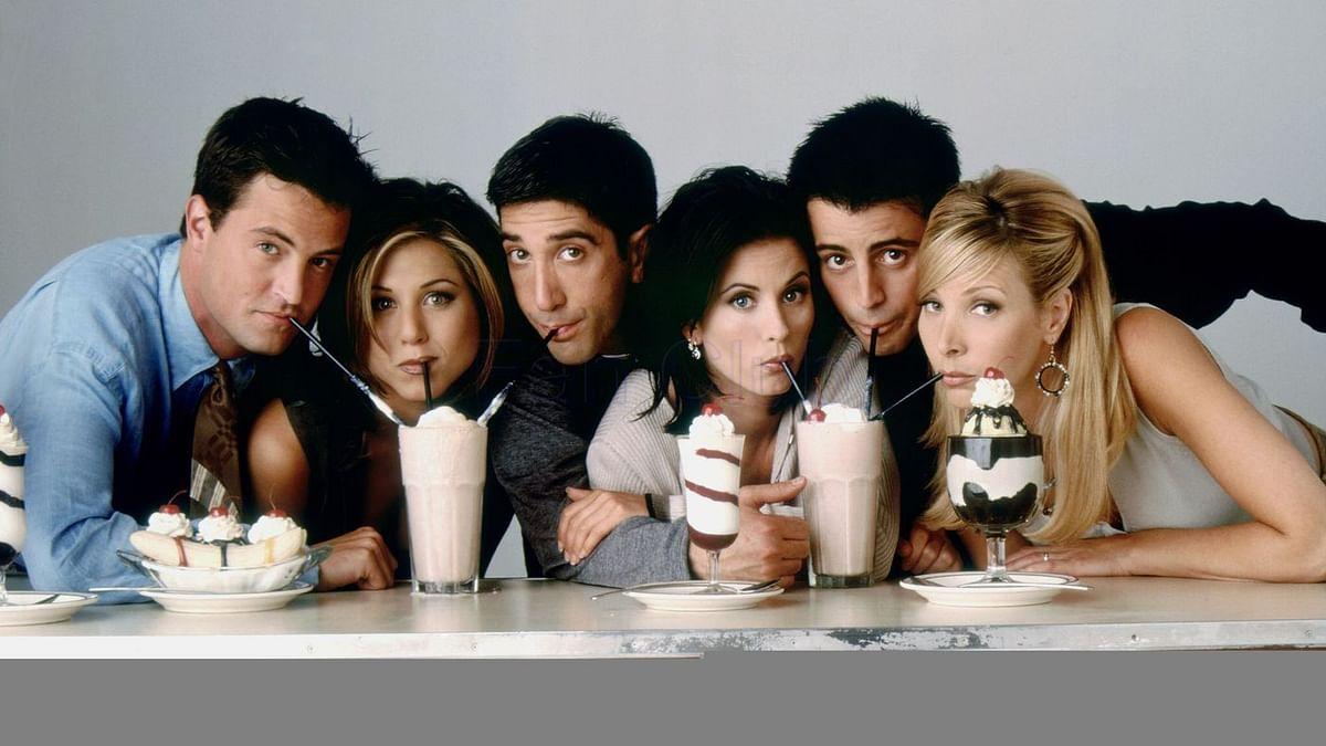 """<div class=""""paragraphs""""><p>The cast of Friends.&nbsp;</p></div>"""