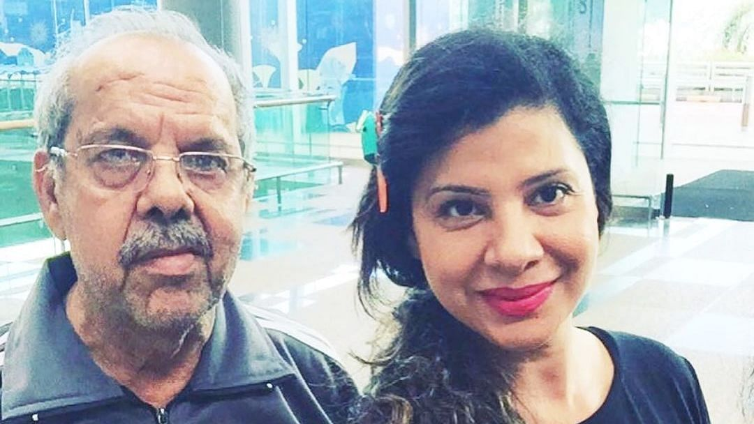 """<div class=""""paragraphs""""><p>Actor Sambhavna Seth lost her father on 8 May.&nbsp;</p></div>"""