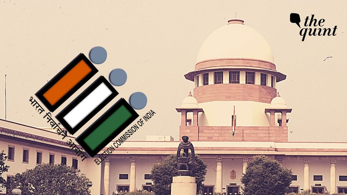 'Can't Stop Media From Reporting': SC on Election Commission Plea
