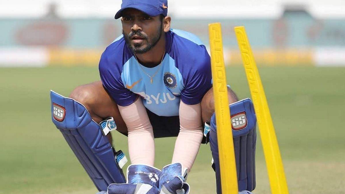 Konas Bharat has been named as Wriddhiman Saha's standby for the England tour.