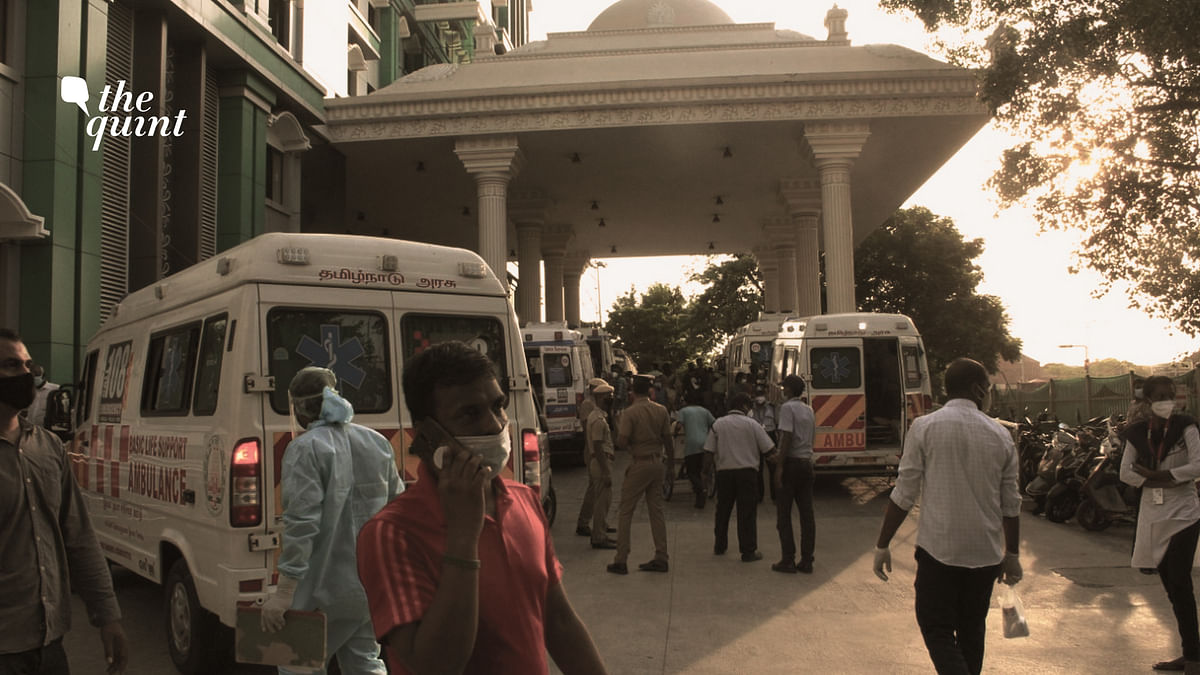 TN Hospitals: Attendants of COVID Patients Removed, Protests Erupt