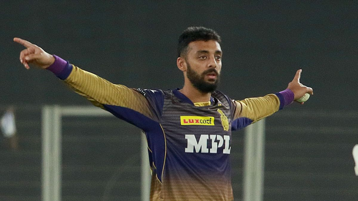 Varun Chakaravarthy is one of the players who tested positive on Sunday.