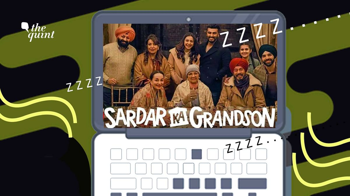 """<div class=""""paragraphs""""><p>13 Honest Thoughts I Had While Watching Sardar Ka Grandson</p></div>"""