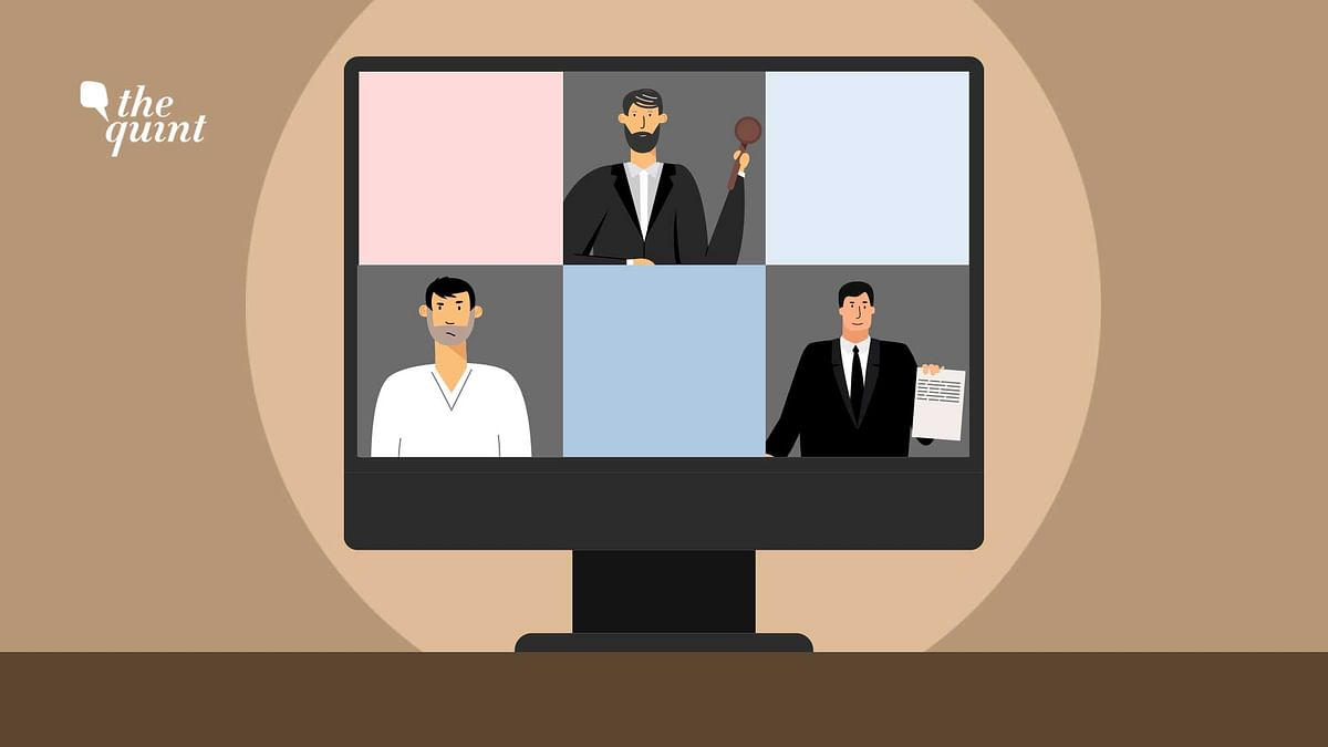 How Virtual Court Hearings Impact Prisoners' Right to Fair Trials