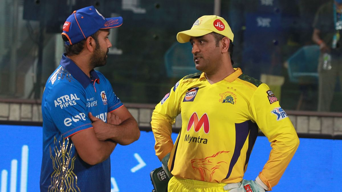 After 7 matches, CSK lead the IPL standings with 10 points.