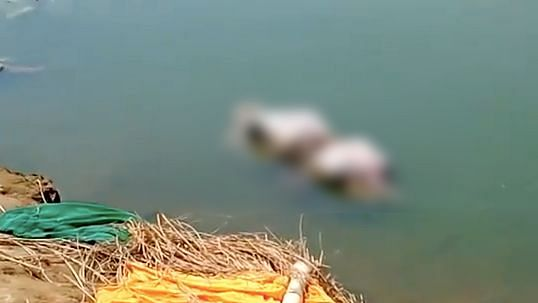 Amid COVID Fears, 71 Bodies Fished Out of Ganga in Bihar's Buxar