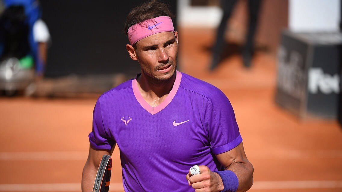 Nadal Eases Past Djokovic in Record-Extending 10th Rome Title