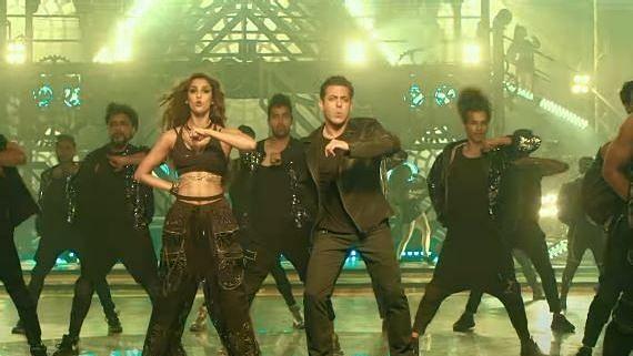 "<div class=""paragraphs""><p>Disha Patani and Salman Khan in Radhe's song 'Seeti Maar'</p></div>"