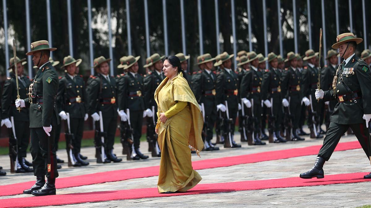 Nepal President Dissolves House, Announces Polls on 12 & 19 Nov
