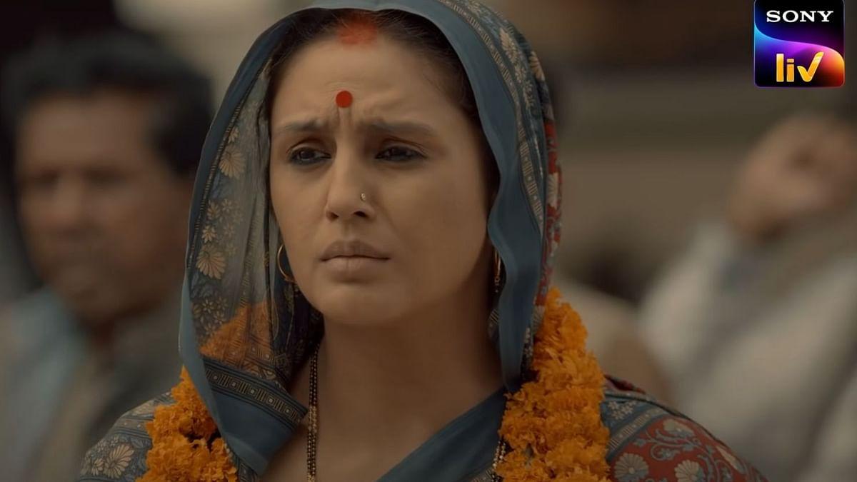 Huma Qureshi Shines As Rani Bharti In The Trailer Of 'Maharani'