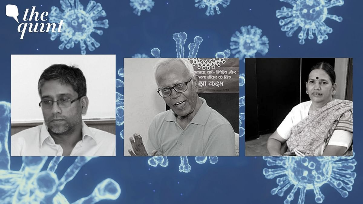 Citing the deplorable conditions of the prisons amid the COVID-19 pandemic, and the precipitating threat to lives of the 16 undertrial in the Bhima Koregaon case – many of whom find themselves struggling with fragile health conditions – their family and friends have sought their release on interim bail.