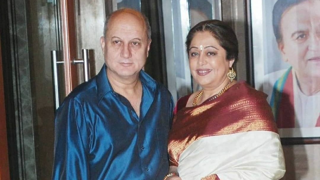 Kirron Is Recovering, Lockdown Made Things Difficult: Anupam Kher