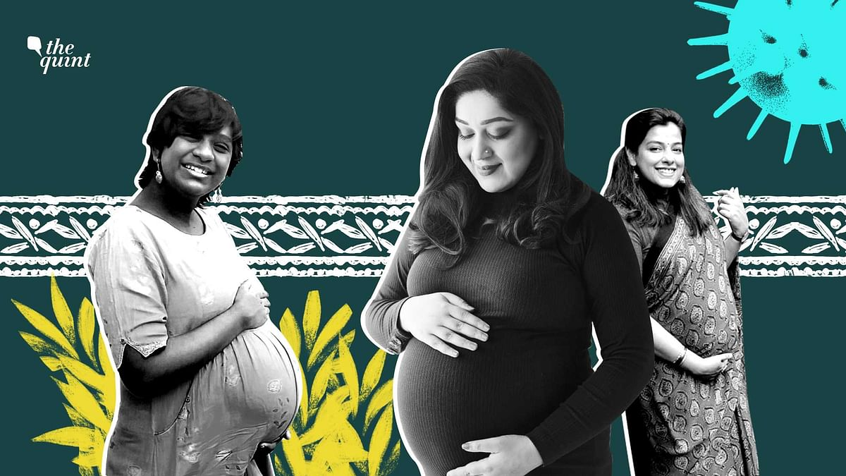 This Mother's Day, meet first-time moms who handled pregnancy and pandemic.
