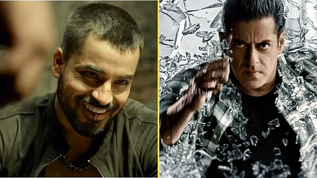 Salman Got Hit: Gautam Gulati on Shooting 'Radhe' Fight Scene