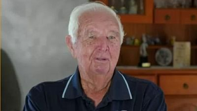 For 91-Year-Old Active Cricketer  Crowell, Age is Just a Number