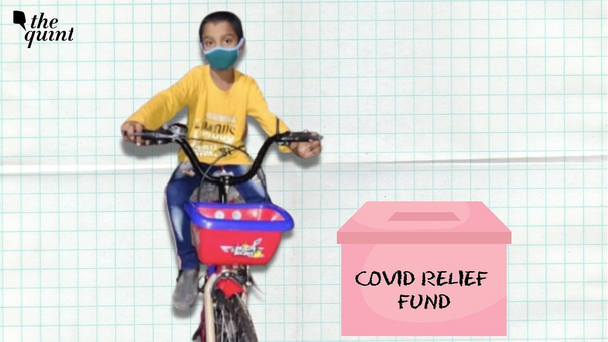 TN Boy Donates Savings to COVID Fund, Gets Cycle from CM Stalin