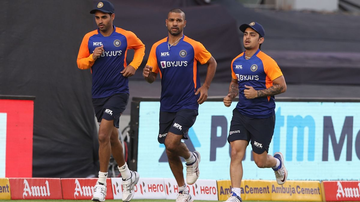 Shikhar Dhawan is set to lead the second-string squad on the Sri Lanka tour.