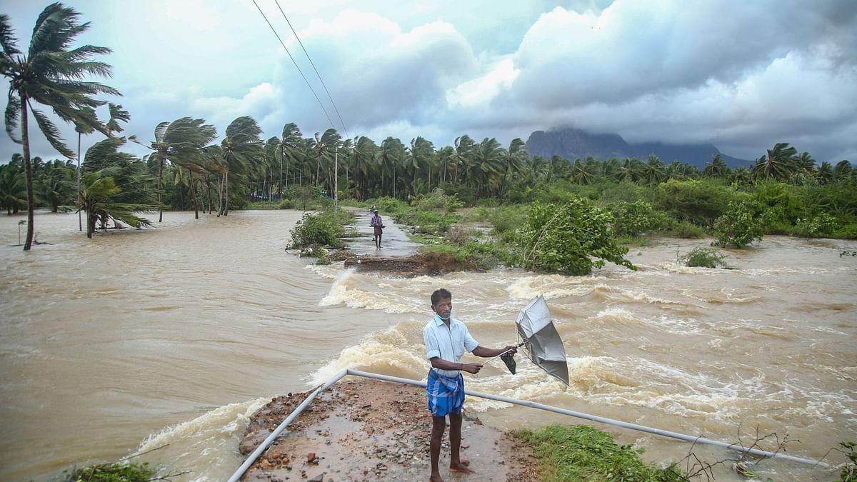 In Photos: Cyclone Yaas Makes Landfall, Ravages Odisha, WB Coasts