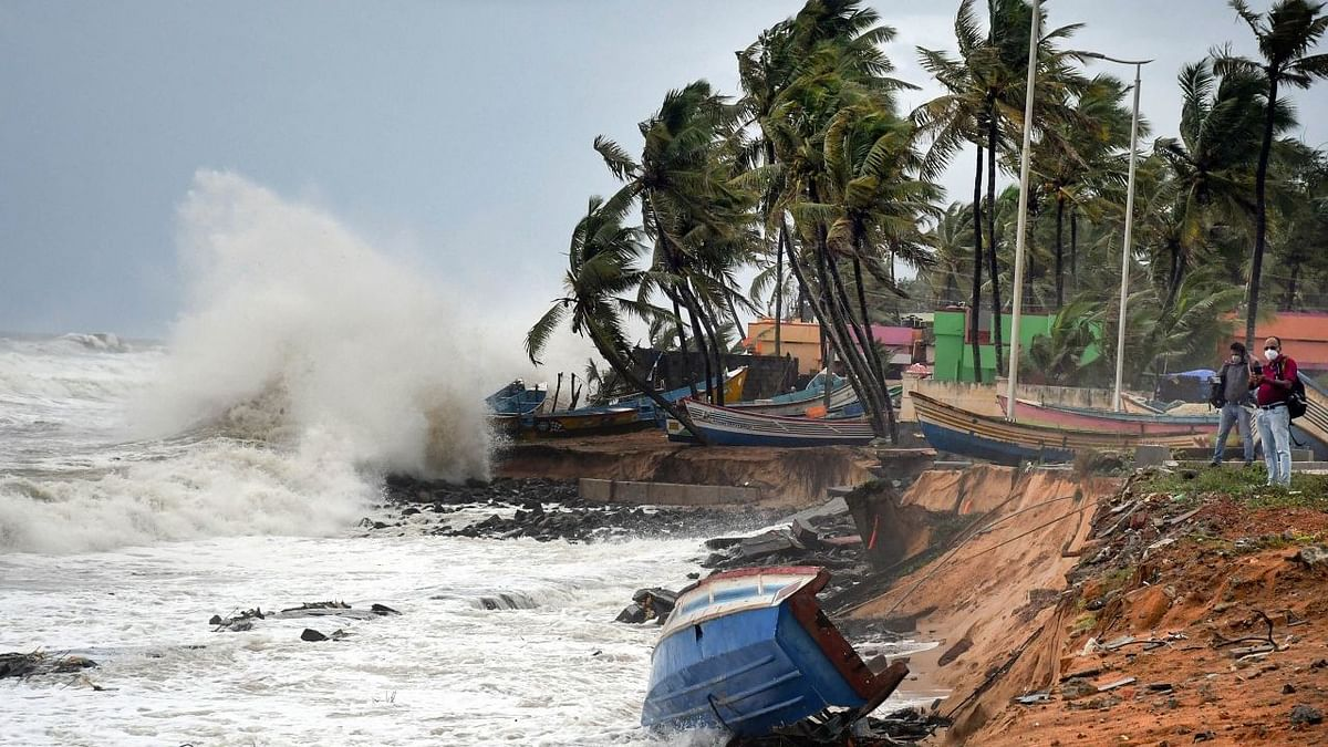 Cyclone Tauktae Could Become 'Very Severe Cyclonic Storm': IMD