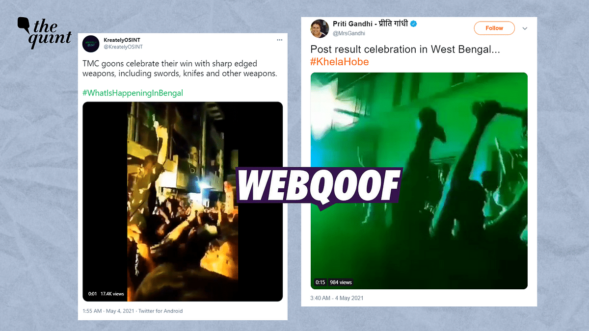 "<div class=""paragraphs""><p>Fact-Check of West Bengal Violence 