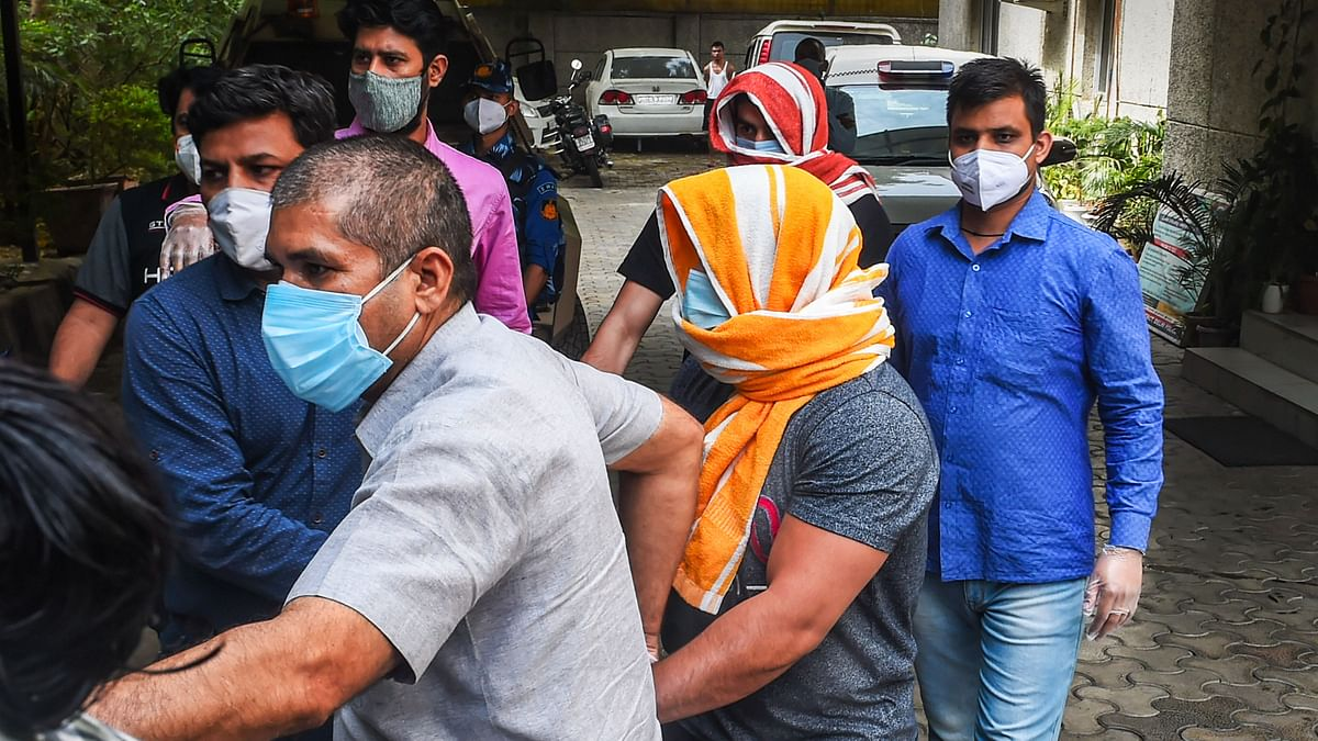 Sushil Kumar was finally arrested on Sunday, 23 May.
