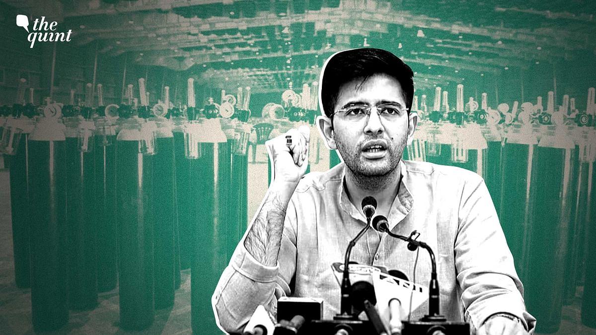 AAP MLA Raghav Chadha breaks down the several bottlenecks on why Delhi is still facing an oxygen shortage.