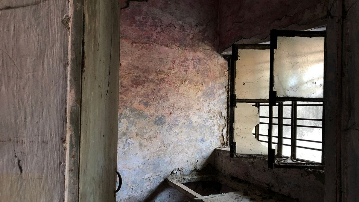 """<div class=""""paragraphs""""><p>The PHC, villagers allege has been in a dilapidated state for over a decade.&nbsp;</p></div>"""