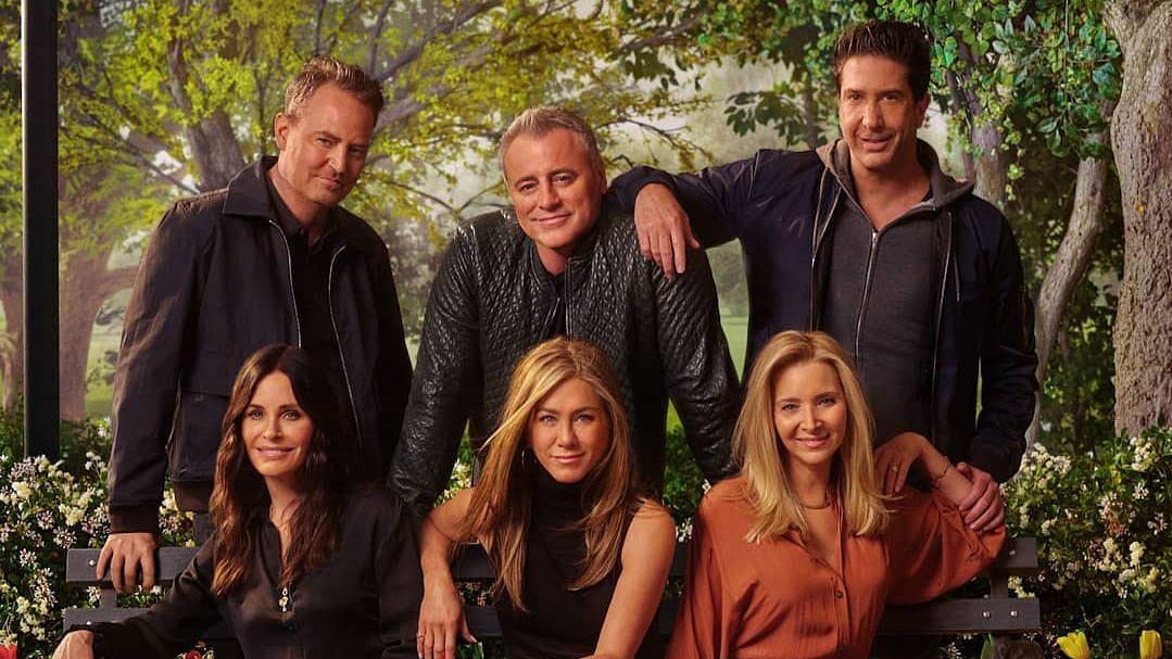 "<div class=""paragraphs""><p>The original cast of 'Friends' reunited in the long-awaited special 'Friends: The Reunion'&nbsp;</p></div>"