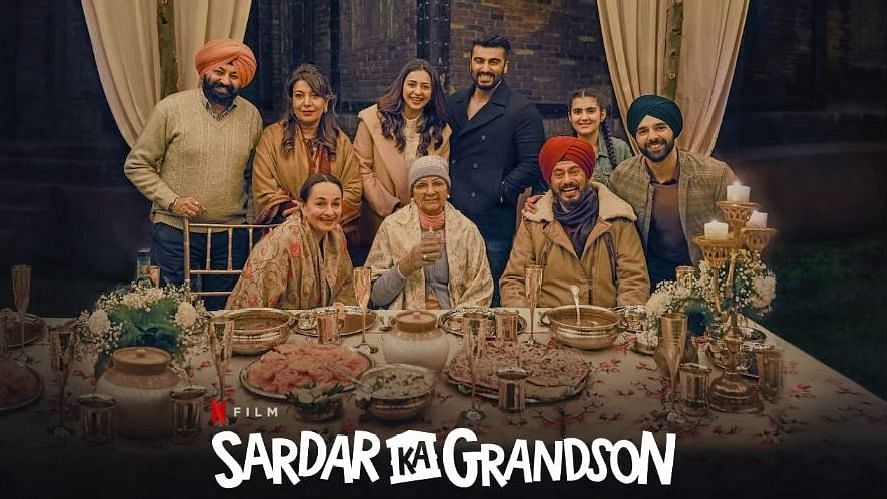 Review: 'Sardar Ka Grandson' Is a Boring Film That Falls Flat