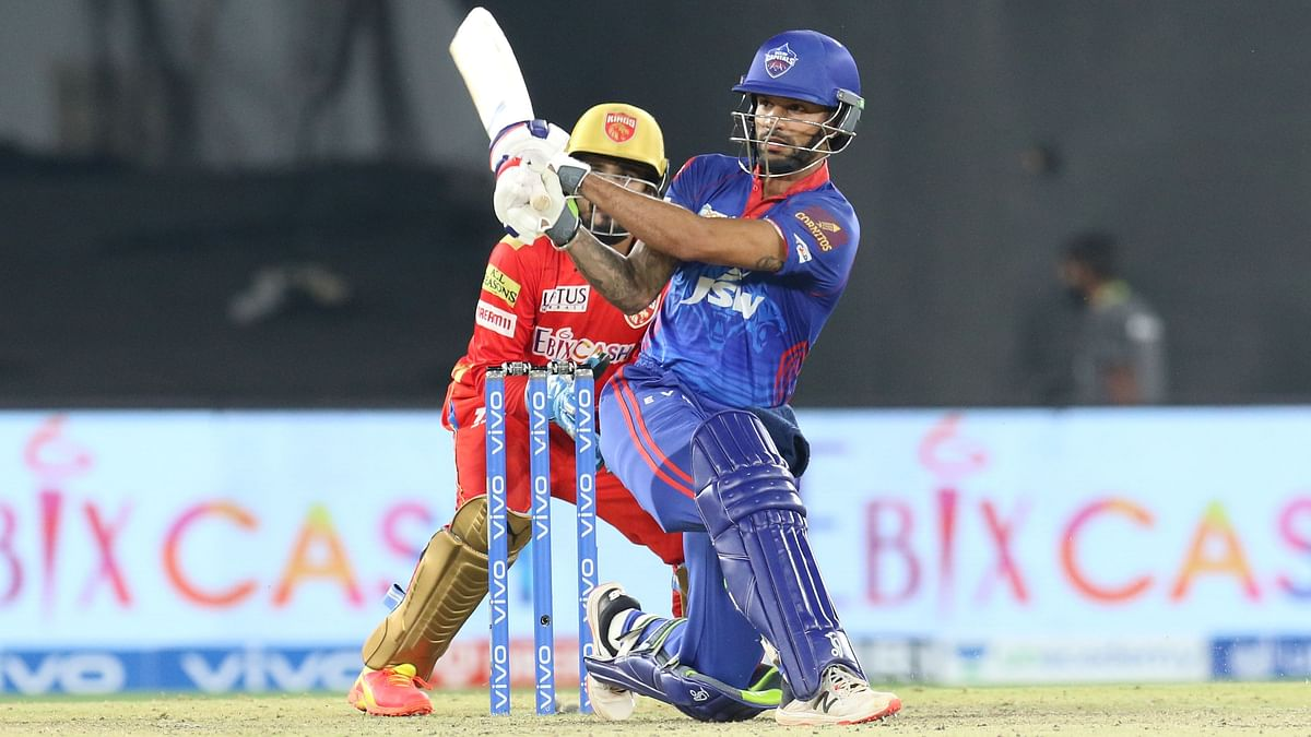 Dhawan has made tremendous progress in opening up scoring avenues on the leg-side.