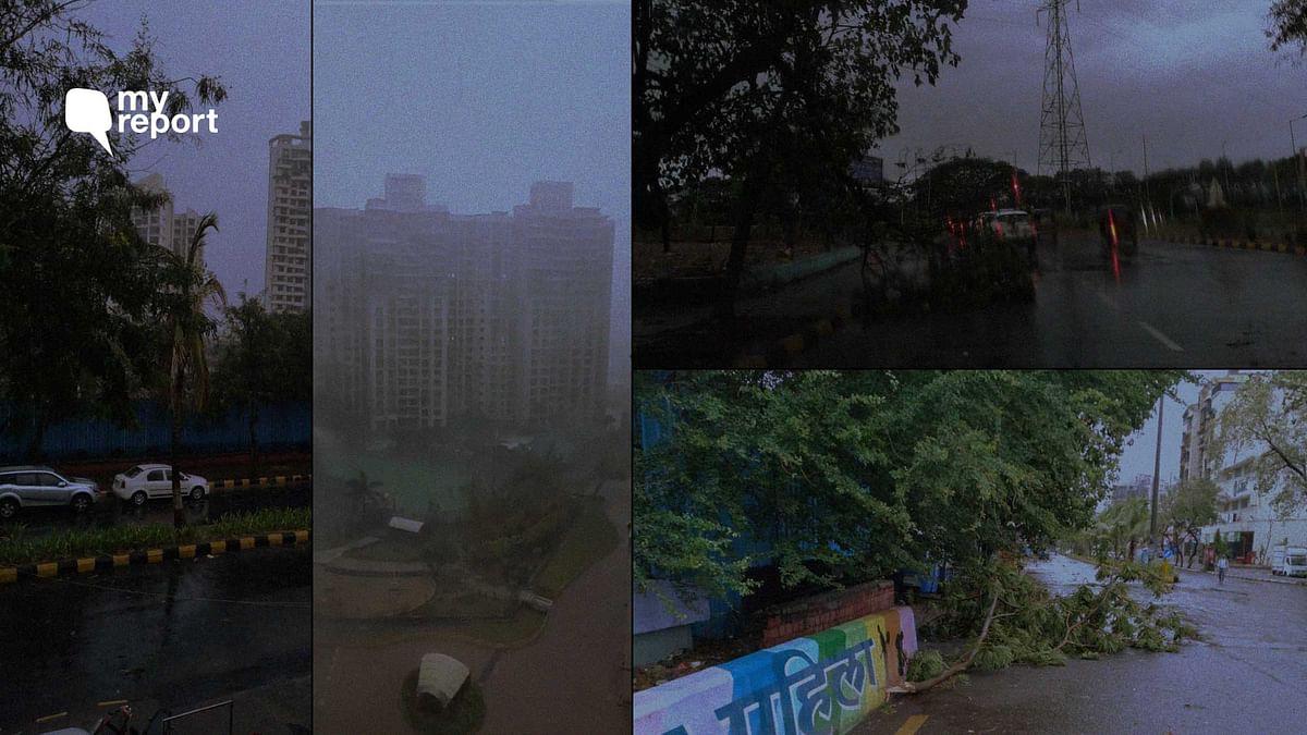Cyclone Tauktae: 'Slamming Doors, Windows Woke Me Up at 1 am'