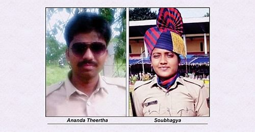 "<div class=""paragraphs""><p>Ananda Theeertha and Soubhagya</p></div>"