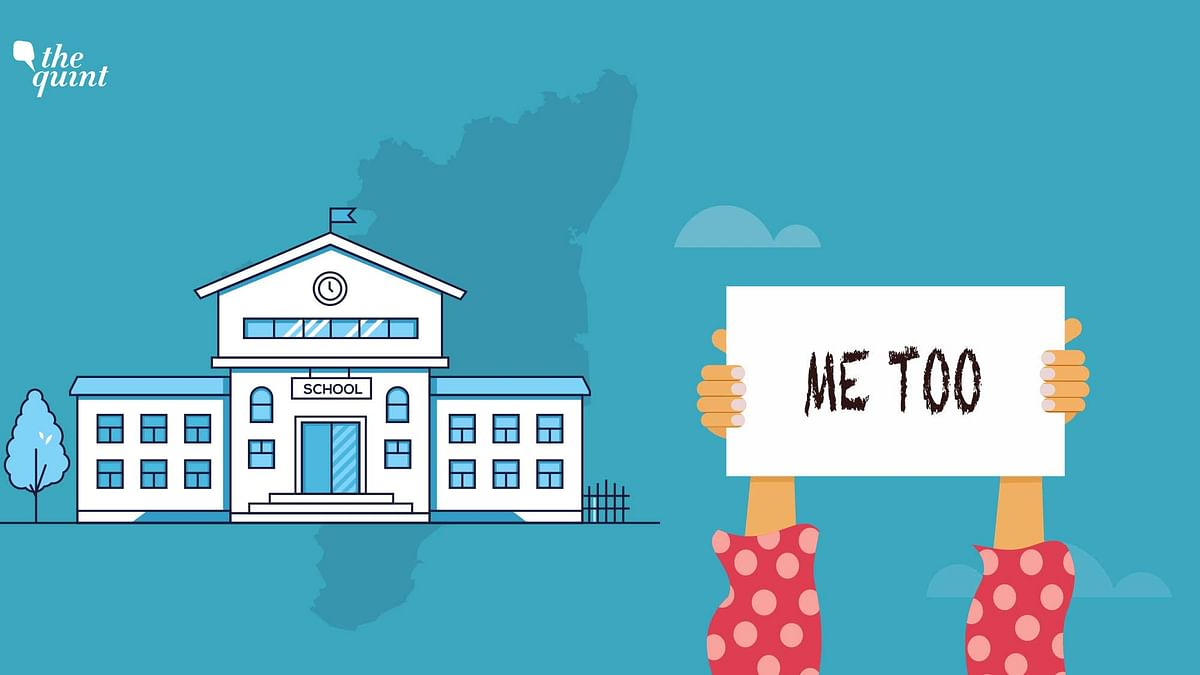 'Watched Porn in Class': Top Chennai Schools Face #MeToo Wave