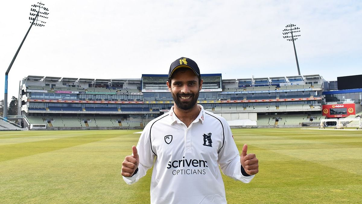 Vihari Leaps Over Injury Hurdle to Pass Muster in County Cricket