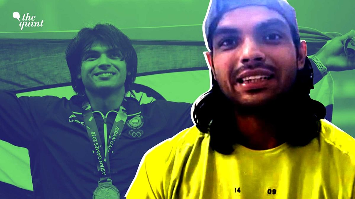 Not Competed at World Event in 2 Years: Javelin Star Neeraj Chopra