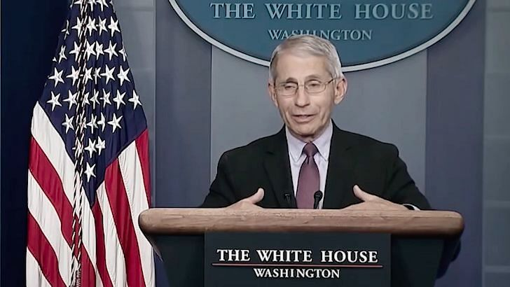 Delaying Second Dose a Reasonable Approach: Top US Expert Dr Fauci