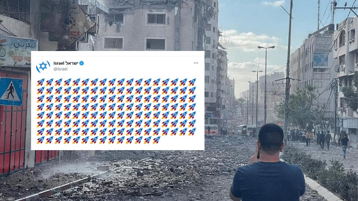 "<div class=""paragraphs""><p>Deranged, Vile: Twitter on Israel's Post Following Gaza Air Strike</p></div>"