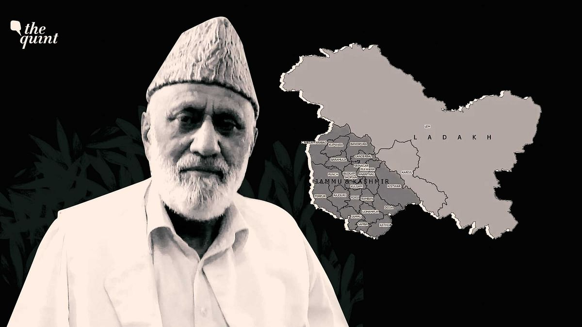 J&K Leader Ashraf Sehrai Dies: Will India-Pak Ties Be Put to Test?