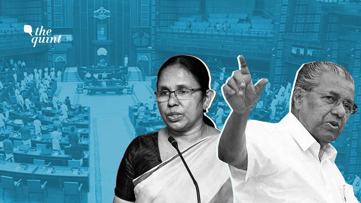 CM Vijayan, If You Can Get a Second Term, Why Can't KK Shailaja?