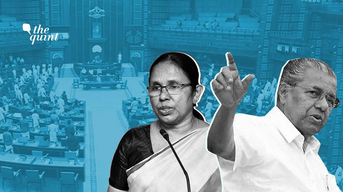 'Party's Decision': CM Vijayan on Dropping Shailaja From Cabinet
