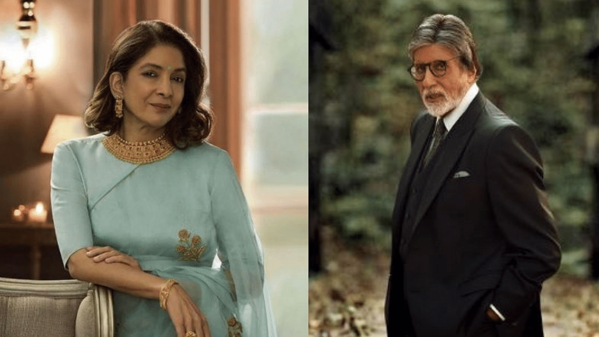 I'm Intimidated by Him: Neena on Playing Amitabh's Wife in Goodbye