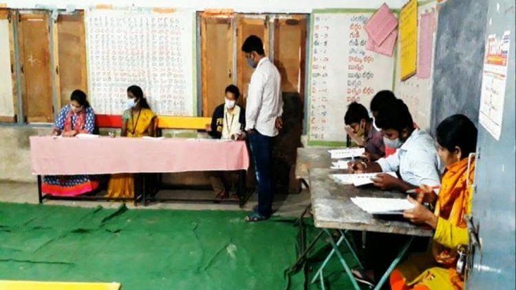 Telangana: 500 Teachers on Poll Duty Test COVID Positive, 15 Die