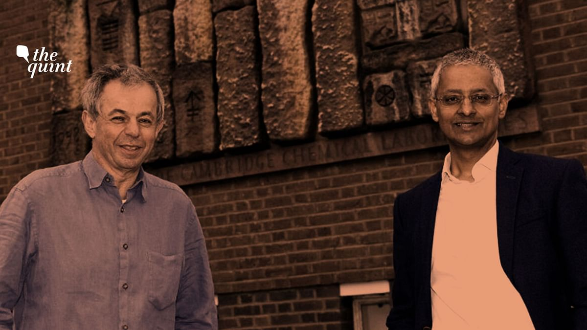 Balasubramanian and Klenerman were awarded for their development of revolutionary Next Generation DNA sequencing to find the new variants of COVID-19.