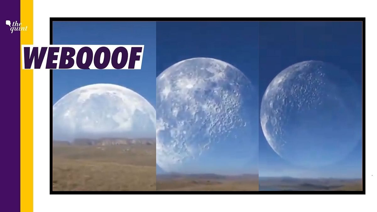 Animated Video Used to Show Supermoon Blocking Sun in the Arctic